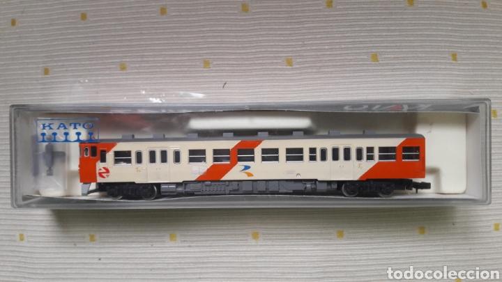 LOCOMOTORA RENFE 6020 147 KATO N (Juguetes - Trenes Escala N - Otros Trenes Escala N)