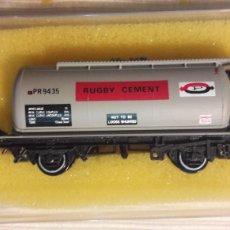 Trenes Escala: VAGÓN CEMENTO RUGBY CEMENT PECO N. Lote 114485728