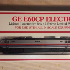 Trenes Escala: LOCOMOTORA AMTRAK 951 BACHMANN N 65555. Lote 114491987