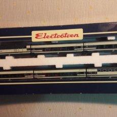 Trenes Escala: COMPOSICIÓN TALGO PENDULAR 200 ELECTROTREN N 7201 K. Lote 114492379
