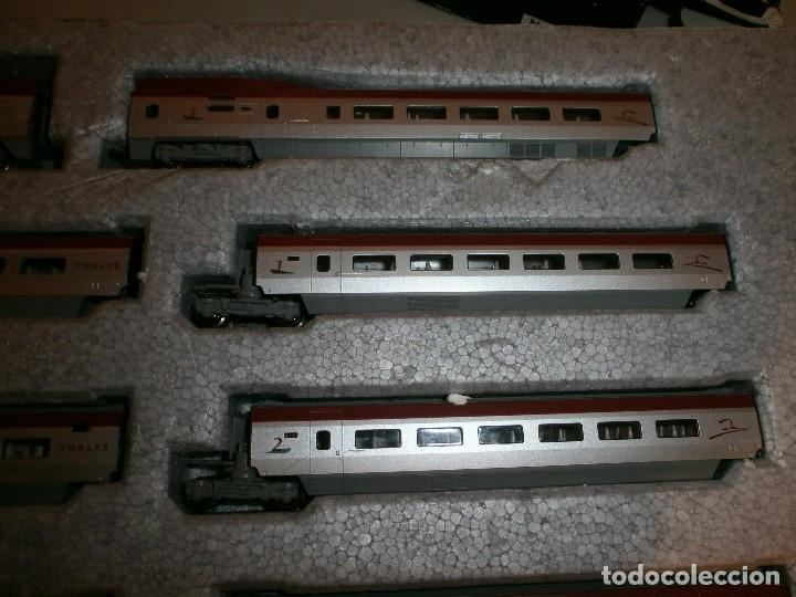 Trenes Escala: marca kato tren thalys scale n - Foto 7 - 115007211