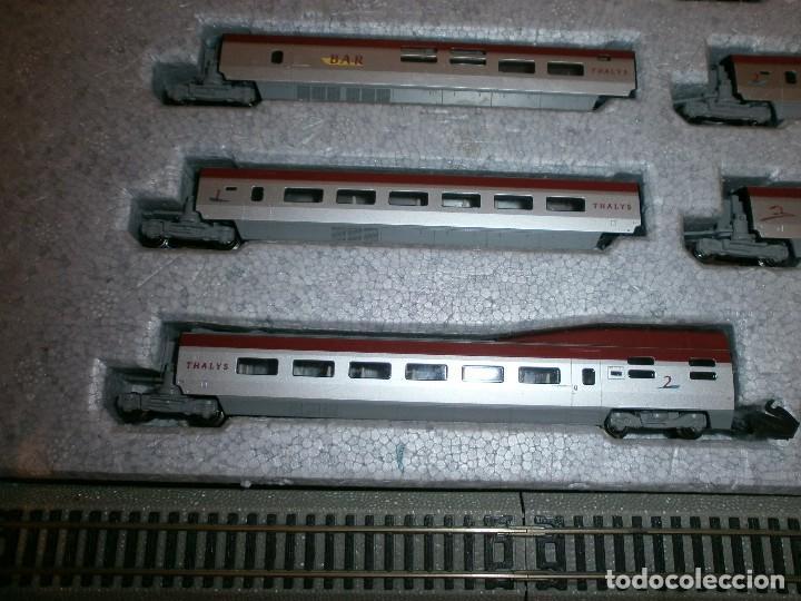 Trenes Escala: marca kato tren thalys scale n - Foto 8 - 115007211