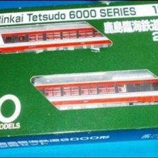 Trenes Escala: KATO SERIE 6000 - 10-1228. Lote 115301611