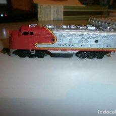 Trenes Escala: LOCOMOTORA BACHMANN ESC N. Lote 116183779