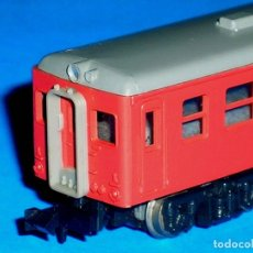 Trenes Escala: LOCOMOTORA AUTOMOTOR MOTRIZ Nº 801, KATO ESC. N, MADE IN JAPAN, ORIGINAL 1980.. Lote 117466055