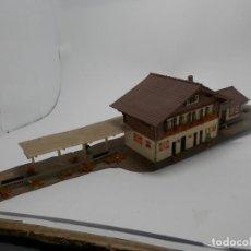 Trenes Escala: ESTACION ESCALA N DE KIBRI . Lote 118623655