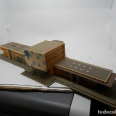 Trenes Escala: ESTACION ESCALA N DE KIBRI . Lote 118623691