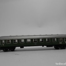 Trenes Escala: VAGÓN PASAJEROS DE LA DB ESCALA N DE MINITRIX . Lote 118624543