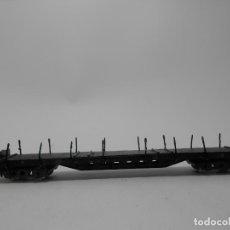 Trenes Escala: VAGÓN TELERO ESCALA N DE PIKO . Lote 119046063