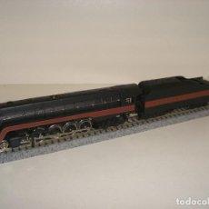 Trenes Escala: BACHMANN N LOCOMOTORA VAPOR (CON COMPRA DE 5 LOTES O MAS ENVÍO GRATIS). Lote 125843675