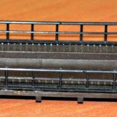 Trenes Escala: PLATAFORMA DE UN PUENTE ESCALA N. Lote 125947495