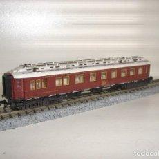 Trenes Escala: MINITRIX N RESTAURANTE (CON COMPRA DE 5 LOTES O MAS ENVÍO GRATIS). Lote 126476811