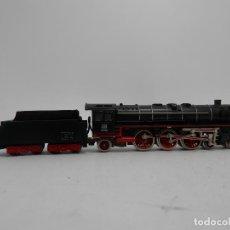 Trenes Escala: LOCOMOTORA VAPOR ESCALA N DE MINITRIX . Lote 126727767