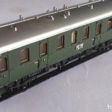 Trenes Escala: TRIX N VAGÓN COCHE DE PASAJEROS. VÁLIDO IBERTREN. Lote 128142155