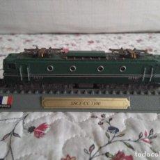 Trenes Escala: LOCOMOTORA FRANCIA SNCF CC 7100 DEL PRADO ESCALA N. Lote 128678947