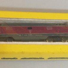 Trenes Escala: MINITRIX MÁQUINA LOCOMOTORA 51 2960 00. Lote 132692462