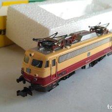 Trenes Escala: TRIX MINITRIX N LOCOMOTORA ELÉCTRICA , EN CAJA. VÁLIDA IBERTREN 2N. Lote 132783814
