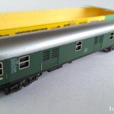 Trenes Escala: TRIX MINITRIX N VAGÓN FURGÓN. EN CAJA. . VÁLIDO IBERTREN. Lote 132787570