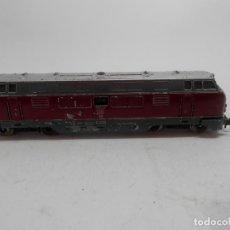 Trenes Escala: LOCOMOTORA DIESEL DE LA DB ESCALA N DE MINITRIX . Lote 133824494