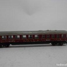 Trenes Escala: VAGÓN RESTAURANTE DE LA DSG ESCALA N DE MINITRIX . Lote 133849942