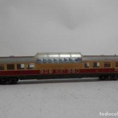 Trenes Escala: VAGÓN PASAJEROS DE LA DB ESCALA N DE MINITRIX . Lote 133851098