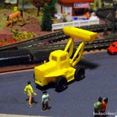 Trenes Escala: EXCAVADORA. DE BACHMANN. Lote 134960494