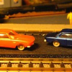 Trenes Escala: PAR DE BMW'S. DE RMM. Lote 137575794