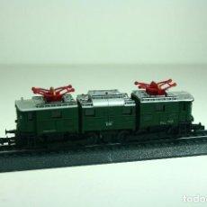 Trenes Escala: TREN TRENES LOCOMOTORA ESCALA N IBERTREN MAQUETA STATIC TRAIN ANTIGUO NUEVA NEW A ESTRENAR. Lote 137647386