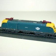 Trenes Escala: TREN TRENES LOCOMOTORA ESCALA N IBERTREN MAQUETA STATIC TRAIN ANTIGUO NUEVA NEW A ESTRENAR. Lote 137647570