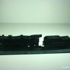 Trenes Escala: TREN TRENES LOCOMOTORA ESCALA N IBERTREN MAQUETA STATIC TRAIN ANTIGUO NUEVA NEW A ESTRENAR. Lote 137647786