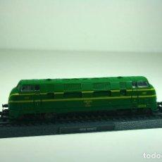 Trenes Escala: TREN TRENES LOCOMOTORA ESCALA N IBERTREN MAQUETA STATIC TRAIN ANTIGUO NUEVA NEW A ESTRENAR. Lote 237186335