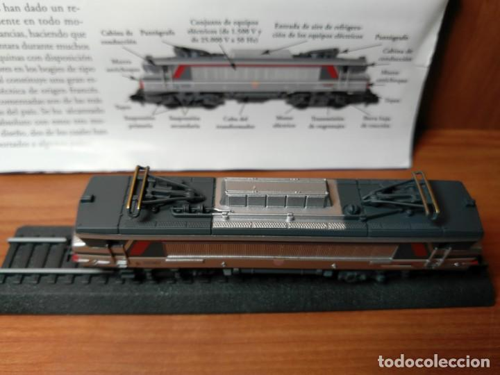 Trenes Escala: LOCOMOTORA 22.200 SNCF FRANCIA B' B' ESTATICA, ESCALA N - 1/160 - Foto 4 - 138633614