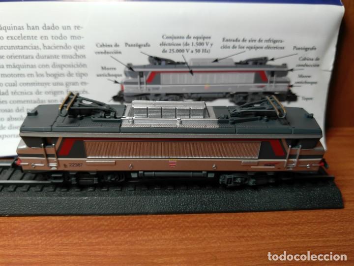 Trenes Escala: LOCOMOTORA 22.200 SNCF FRANCIA B' B' ESTATICA, ESCALA N - 1/160 - Foto 5 - 138633614