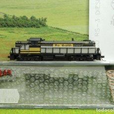 Trenes Escala: LOCOMOTORA ATLAS 42092 ALCO RS-3 RIO GRANDE #5201 ESCALA N. Lote 140353458