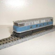 Trenes Escala: PIKO N LOCOMOTORA (CON COMPRA DE CINCO LOTES O MAS ENVÍO GRATIS). Lote 141225362