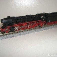 Trenes Escala: MINITRIX N LOCOMOTORA VAPOR BR 41 300 (CON COMPRA DE CINCO LOTES O MAS ENVÍO GRATIS). Lote 141225794