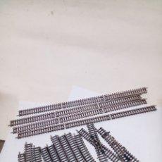 Trenes Escala: 12 VIAS MINITRENES ESCALA N. Lote 141687936