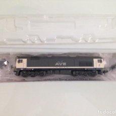 Trenes Escala: TREN, STARTRAIN 6103,LOCOMOTORA RENFE 319-247-3 AVE. Lote 141943730