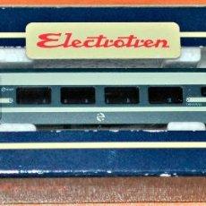 Trenes Escala: COCHE TALGO PENDULAR 1ª CLASE DE ELECTROTREN. ESCALA N, COMPATIBLE CON IBERTREN. Lote 143071914