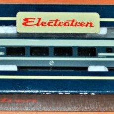 Trenes Escala: COCHE TALGO PENDULAR 1ª CLASE DE ELECTROTREN. ESCALA N, COMPATIBLE CON IBERTREN. Lote 143072102