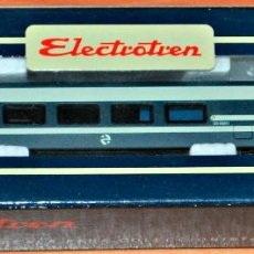 Trenes Escala: COCHE CAFETERIA DEL TALGO PENDULAR DE ELECTROTREN. ESCALA N, COMPATIBLE CON IBERTREN. Lote 143072742