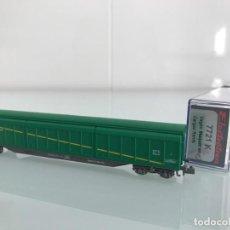 Trenes Escala: TREN,ELECTROTREN 7721K,VAGÓN CERRADO DE BOGIES,CARGAS RENFE,MAQUETREN 2007, HABISS 3271 285 0 026-8. Lote 143078690