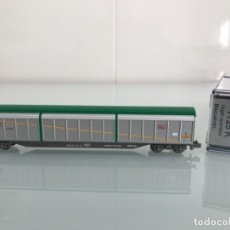 Trenes Escala: TREN,ELECTROTREN 7725K,VAGÓN CERRADO DE BOGIES,CARGAS RENFE,MAQUETREN, HABBIS 3271 285 0 383-3. Lote 143079006
