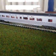Trenes Escala: ROWA VAGÓN DE VIAJEROS SANTA FE ESCALA N. Lote 143256426