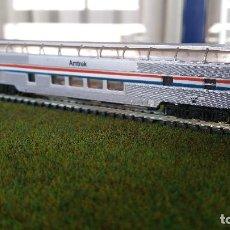 Trenes Escala: BACHMANN VAGÓN DE 2 PISOS AMTRAK ESCALA N. Lote 143257722