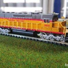 Trenes Escala: BACHMANN LOTE DE 2 LOCOMOTORAS SD-40 UNION PACIFIC & SANTA FE ESCALA N. Lote 143269114