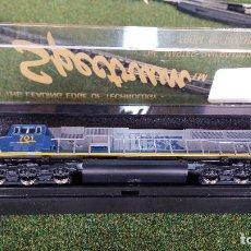 Trenes Escala: KATO LOCOMOTORA (SIN MOTOR) SD70 MAC CSX #701 ESCALA N. Lote 143276446