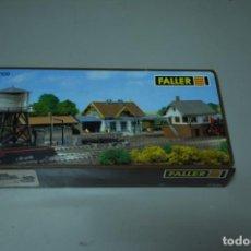 Trenes Escala: FALLER EDIFICIOS DE INSTALACIONES FERROVIARIAS. Lote 143539622