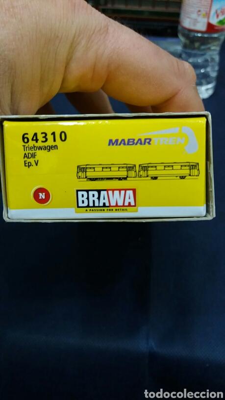 Trenes Escala: MABAR.ADIF.AUTOMOTOR.BRAWA - Foto 2 - 144532898