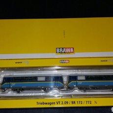 Trenes Escala: AUTOMOTOR.BRAWA .GIF.NUEVO. Lote 144533569